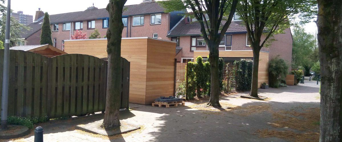 Theatre of wood