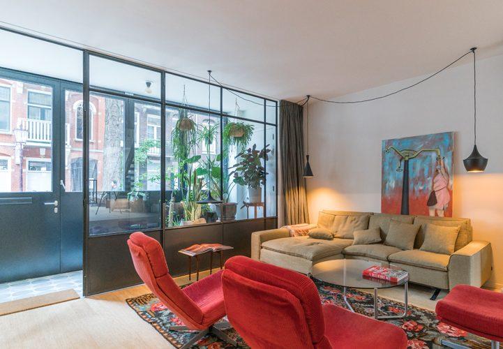 Licht in de Stad: Ruim wonen in hartje Amsterdam
