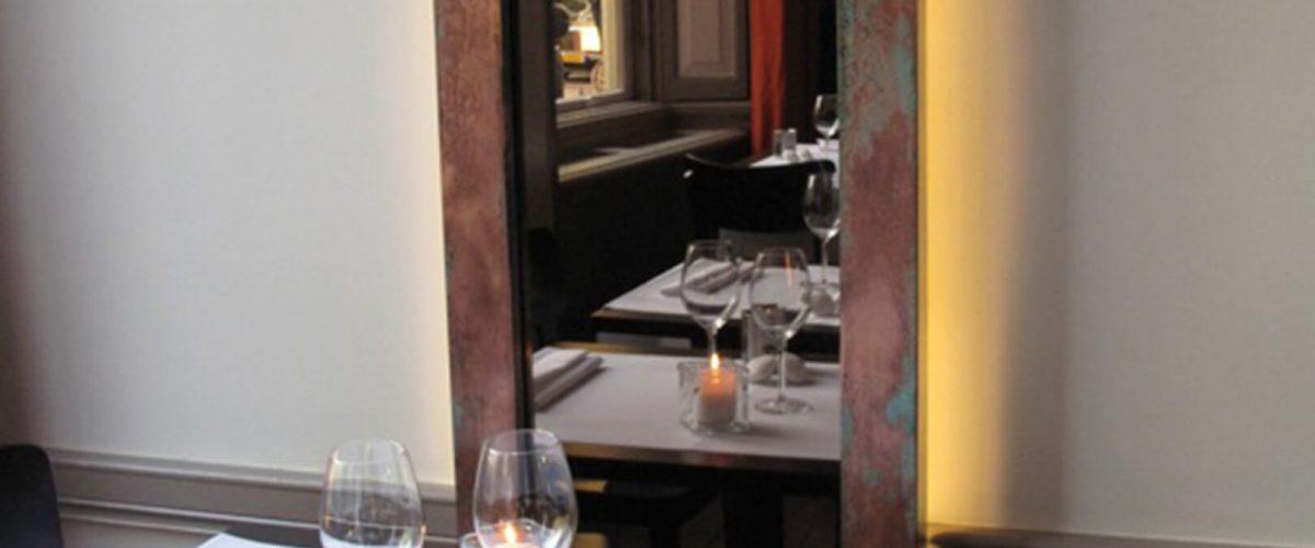WeAreArchitects Restaurant Brass